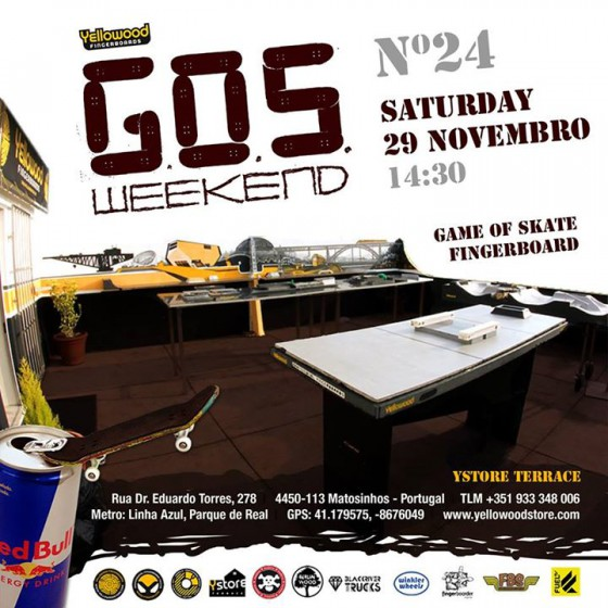 10409263 783754261686365 2908966685767989322 n e1416849943877 YStore   GOS Weekend #24