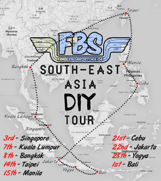 10945655 1015749751775666 2630495330970968889 n e1421901411701 FBS South East Asia DIY Tour
