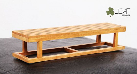 1471085 724746747596333 7239841689876952869 n e1413258685852 Leaf   Limited Edition Bench
