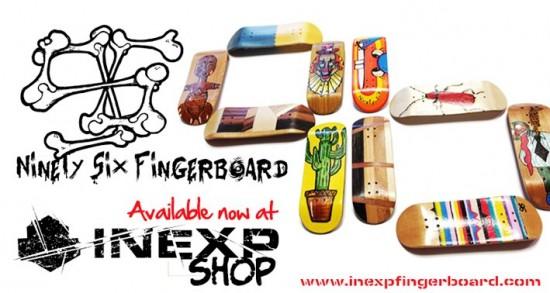 319619 395117227233992 578376992 n e1354646906861 NinetySix Fingerboards @ INEXP