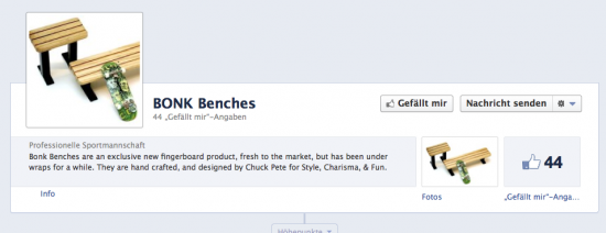 Bildschirmfoto 2012 12 01 um 09.26.27 e1354350439234 Bonk Benches On Funky Facebook