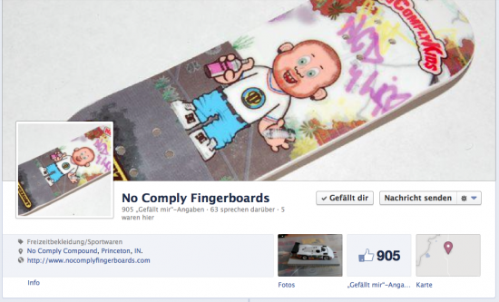 Bildschirmfoto 2012 12 26 um 08.06.27 e1356505647224 No Comply On Facebook