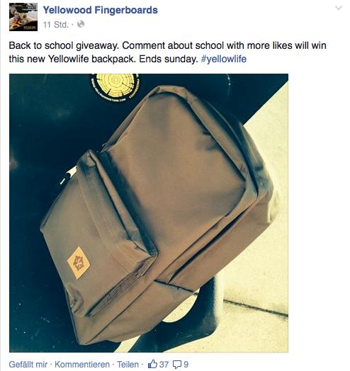 Bildschirmfoto 2014 09 18 um 05.44.05 Yellowood   Back To School Giveaway