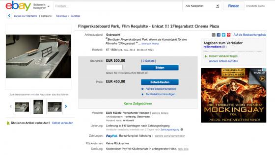Bildschirmfoto 2014 11 17 um 05.34.23 e1416199038797 Cinema Plaza   On eBay NOW!