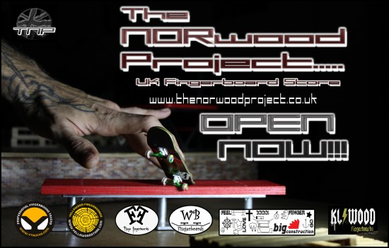 Opening Flyer e1354457845133 The NORwood Project   NOW ONLINE!