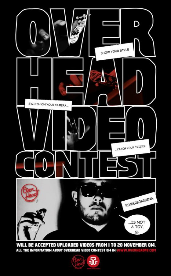 n6QkB0u e1414122426240 Overhead   Video Contest 2014